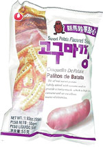 Nongshim Sweet Potato Flavored Snack