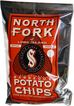 North Fork of Long Island Kettle Cooked Barbeque Potato Chips