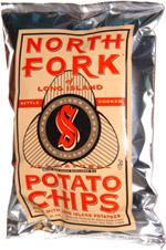 North Fork of Long Island Kettle Cooked Potato Chips