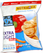 Nutradia Extra Light Soya & Potato Paprika