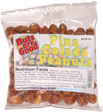 Nuts are Good Pina Colada Peanuts
