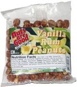 Nuts are Good Vanilla Rum Peanuts