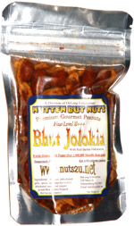 Nutten But Nuts Premium Gourmet Peanuts Bhut Jolokia With Red Savina Habanera