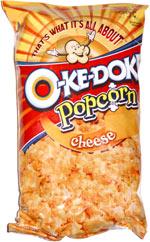 O-Ke-Doke Popcorn Cheese