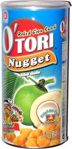 O'Tori Nugget Coconut Flavor