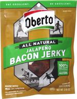 Oberto Jalapeño Bacon Jerky