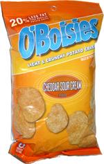 O'Boisies Cheddar & Sour Cream