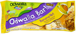 Odwalla Bar! Banana Nut