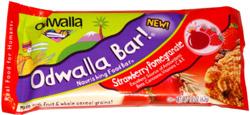Odwalla Bar! Strawberry Pomegranate