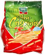 Ofen-Crispinis Tomate & Masilikum