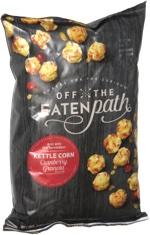 Off the Eaten Path Kettlecorn Cranberry Granola