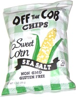 Off the Cob Chips Sea Salt