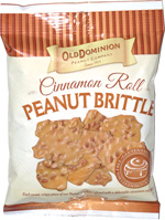 Old Dominion Cinnamon Roll Peanut Brittle