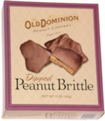 Old Dominion Dipped Peanut Brittle