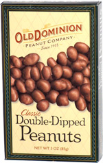 Old Dominion Classic Double-Dipped Peanuts