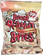 Butter Peanut Bytes
