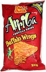 Old Dutch Arriba Buffalo Wings Tortilla Chips