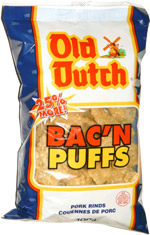 Old Dutch Bac'n Puffs