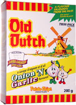 Old Dutch Onion 'N Garlic Potato Chips