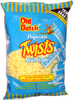 Old Dutch Popcorn Twists