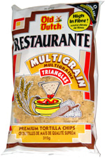 Old Dutch Restaurante Multigrain Triangles Premium Tortilla Chips