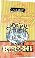 Old Lyme Gourmet County Fair Maple Kettle Corn