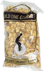 Old Lyme Gourmet Pecan Caramel Corn