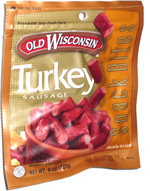 Old Wisconsin Turkey Sausage Snack Bites