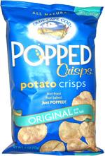 Olde Cape Cod Popped Crisps Original with Sea Salt