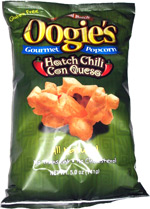 Oogie's Gourmet Popcorn Hatch Chili Con Queso