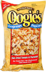 Oogie's Gourmet Popcorn Sun-Dried Tomato & Parmesan