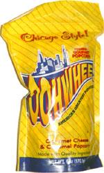 Oohwhee! Gourmet Cheese & Caramel Popcorn