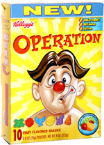 Operation Fruit Flavored Snacks