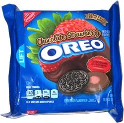 Chocolate Strawberry Oreo