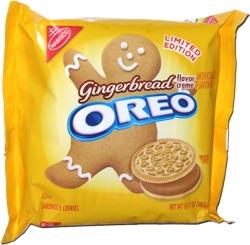 Gingerbread Oreo