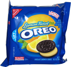 Lemon Twist Oreo