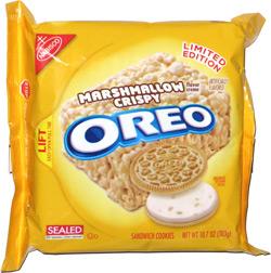 Marshmallow Crispy Oreo