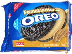 Peanut Butter Creme Oreo