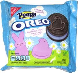 Peeps Oreo (Chocolate)