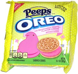 Peeps Oreo