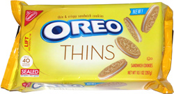 Oreo Thins (Golden)