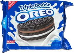 Oreo Triple Double