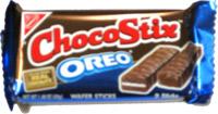 Oreo ChocoStix Wafer Sticks