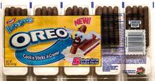 Handi-Snacks Oreo Cookie Sticks 'n Creme