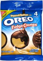 Peanut Butter Oreo Fudge Cremes