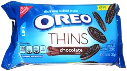 Oreo Thins Chocolate Creme