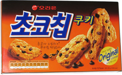 Orion ChocoChip Cookies