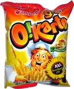Orion O!Karto Italian Gratin Potato Chips
