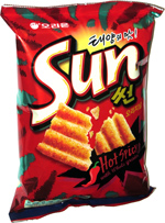 Orion Sun Hot Spicy