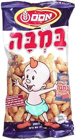 Bamba Peanut Snacks